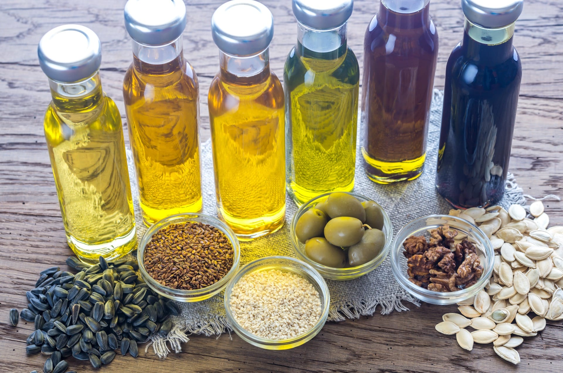 The Truth About Cooking Oils