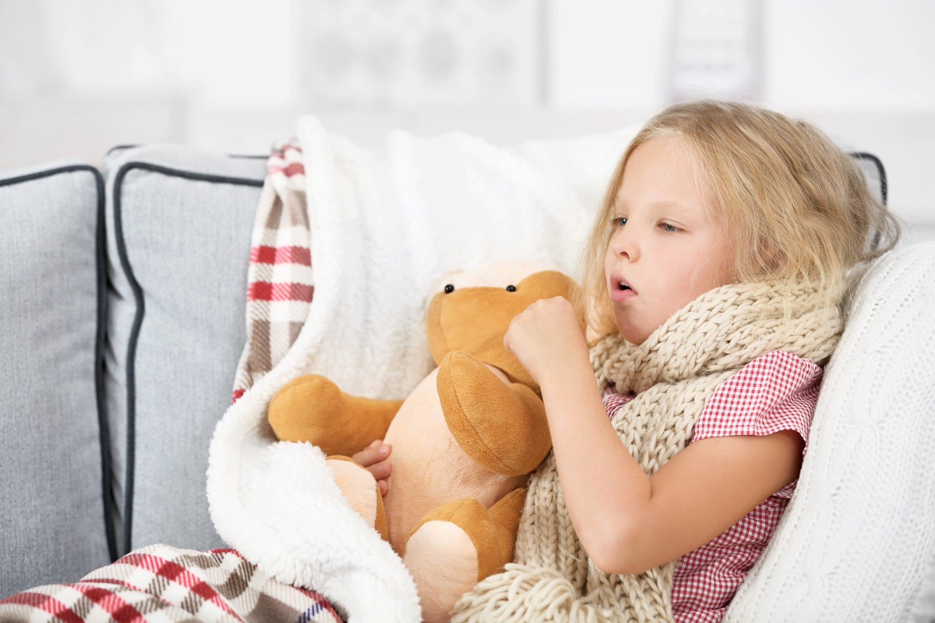 Great ways to ease the pain when your child has a cough or cold