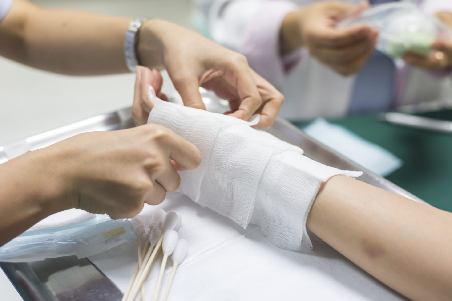 Preventing and Managing Burns