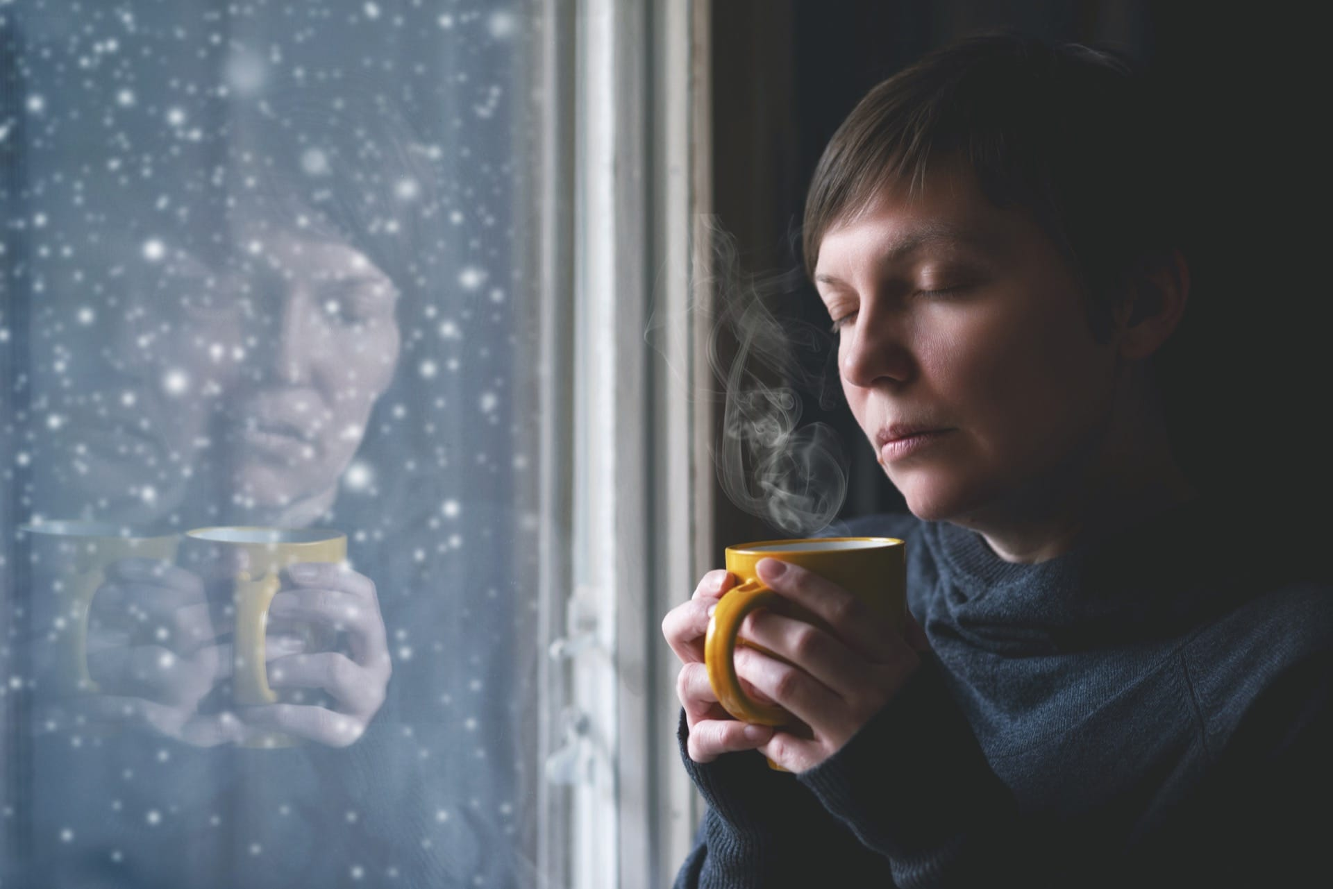 Don't let the cold weather get you down: Beating the winter blues