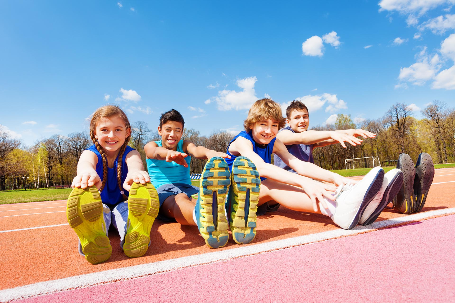 Physical activity recommendations for kids