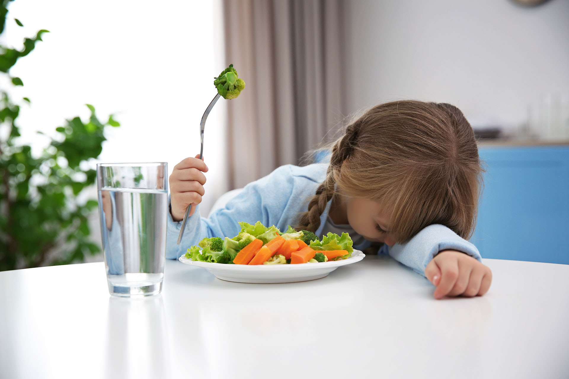 What to do when your kids won't eat their vegetables